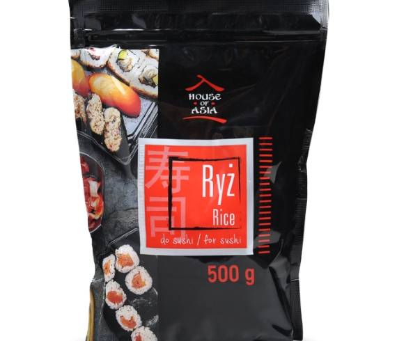 Ryż do sushi 500g House of Asia
