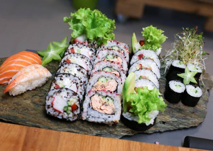 Warsztaty sushi we Wrocławiu