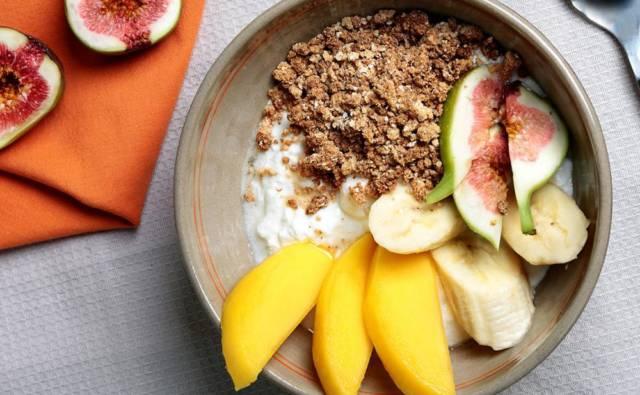 Przepis śniadaniową miska mocy