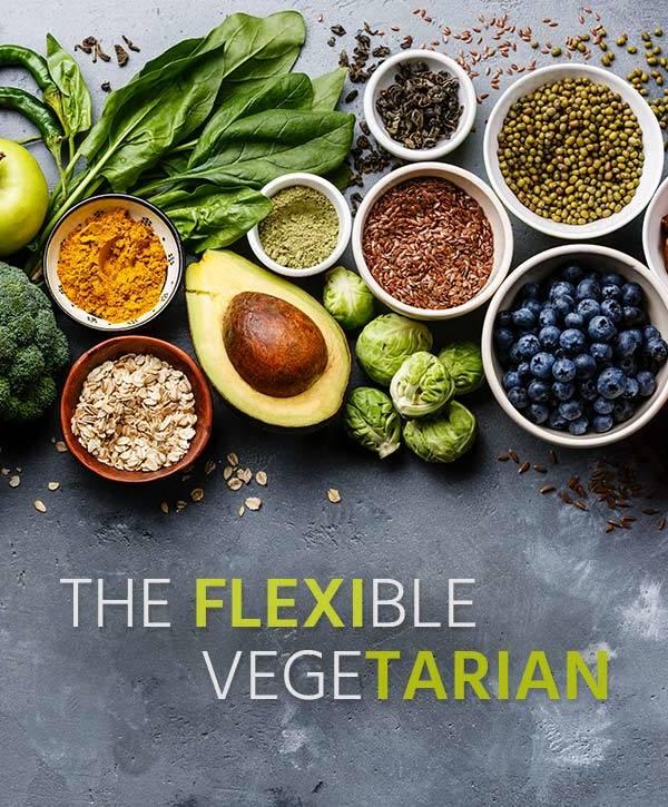 Na czym polega dieta flexitarianina?
