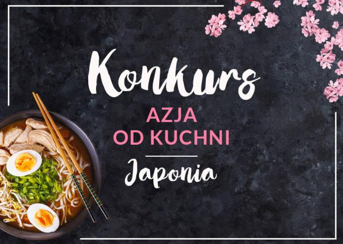 konkurs Azja od kuchni