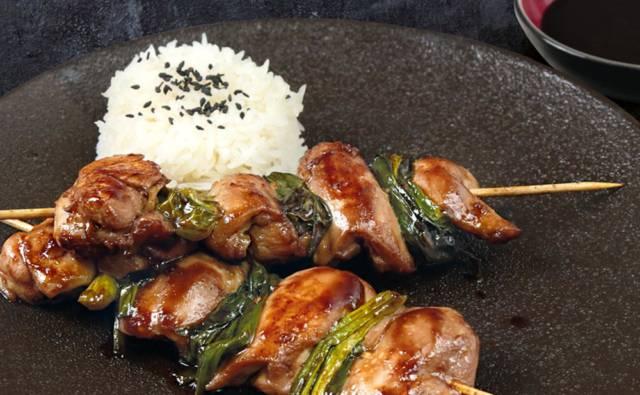 udka z kurczaka w sosie teriyaki
