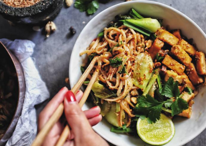 Zdrowa kuchnia Azjatycka