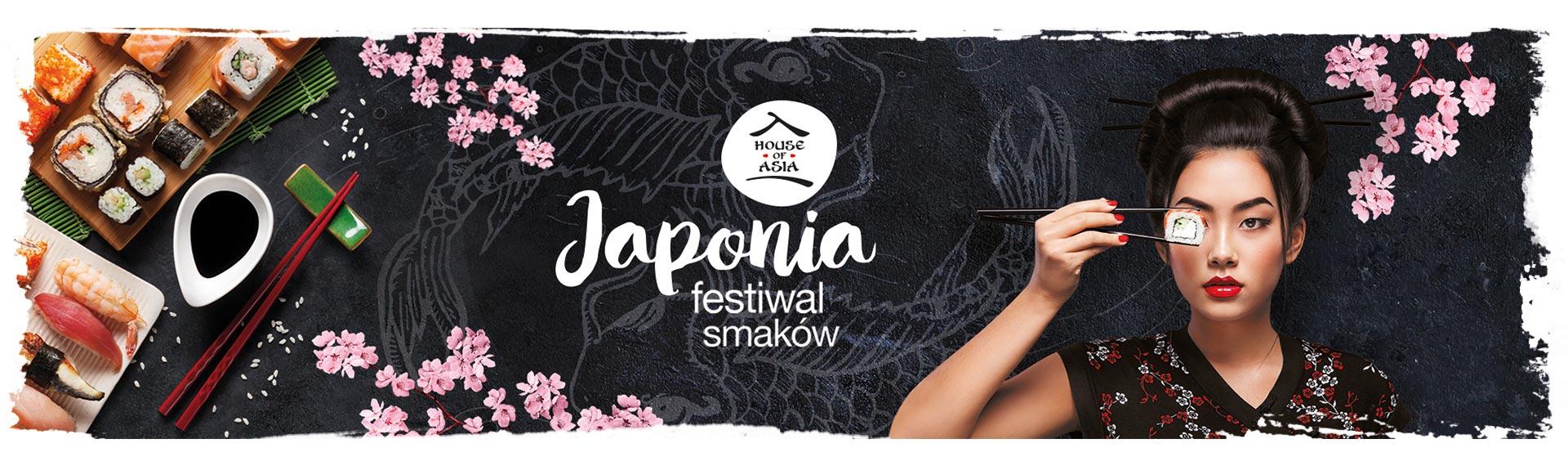 Festiwal smaków Japonia