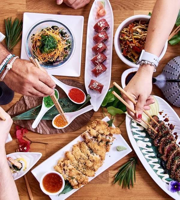 Kuchnia Japońska House of Asia