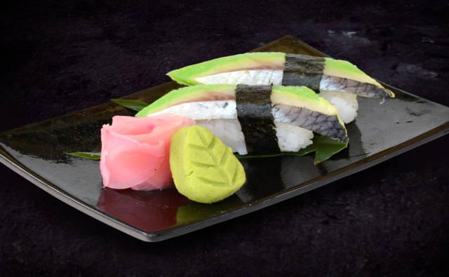 Sushi nigiri ze śledziem House of Asia