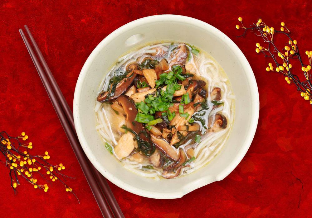 Zupa Tang Mein z grzybami Mun House of Asia