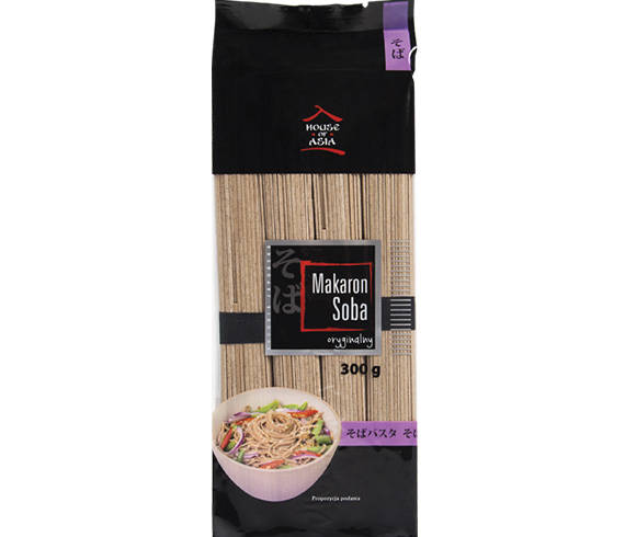Makaron Soba 300g house of asia