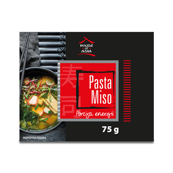 Pasta miso 75 g house of asia