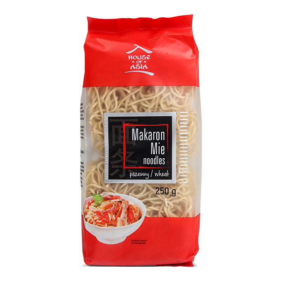 makaron-mie-250 g house of asia