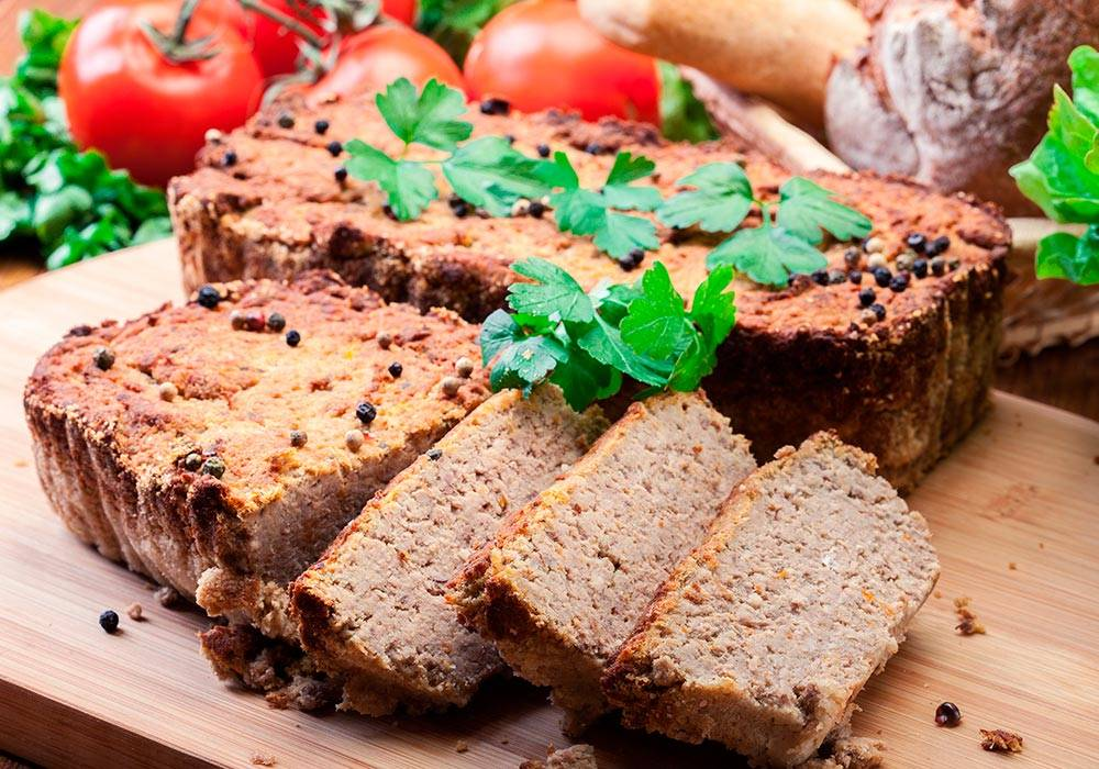 Pasztet mięsny z sosem sojowym House of Asia