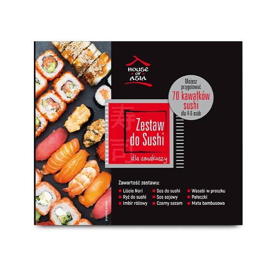 Zestaw do sushi Premium dla 4-6 osób