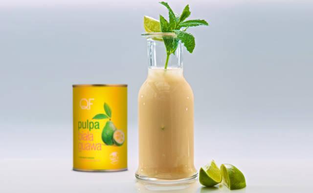 Tropikalny drink z Guawą i imbirem House of Asia