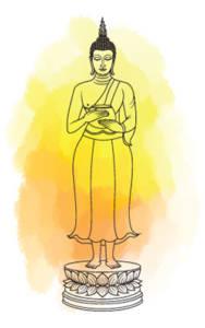 Budda środa dzień