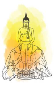 Budda środa noc