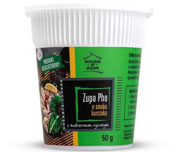 Zupa Pho o smaku kurczaka 50 g House of Asia