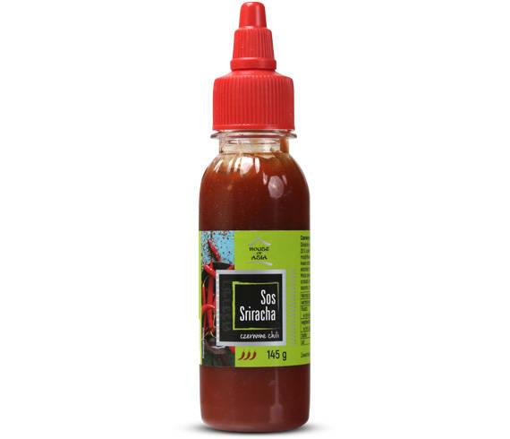 Sos Sriracha czerwone chili 145 g House of Asia