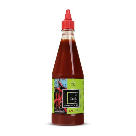 Sos Sriracha czerwone chili 855 g House of Asia