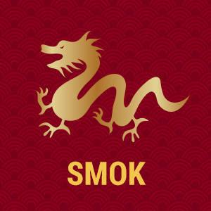 Horoskop chiński znak zodiaku smok