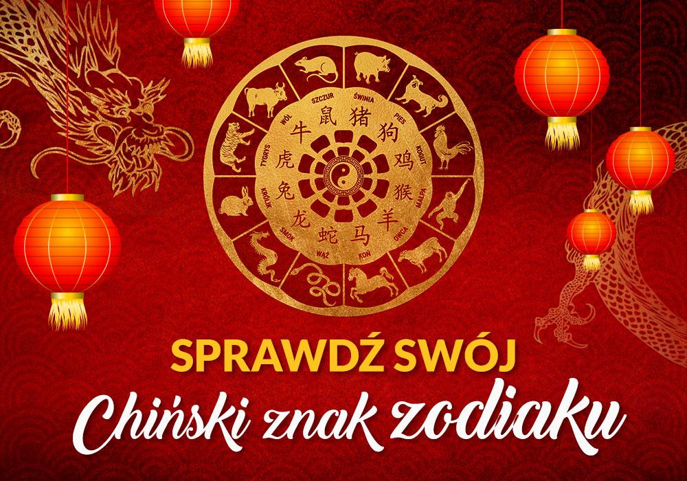 Horoskop Chiński sprawdź swój chiński znak zodiaku House of Asia