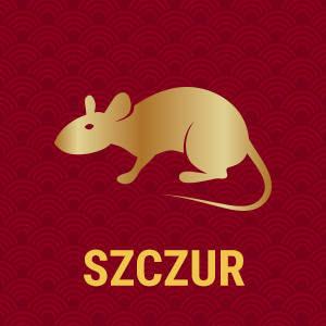 Horoskop chiński znak zodiaku szczur