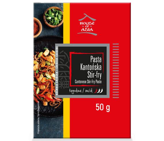 Pasta Kantońska Stir-fry 50 g House of Asia
