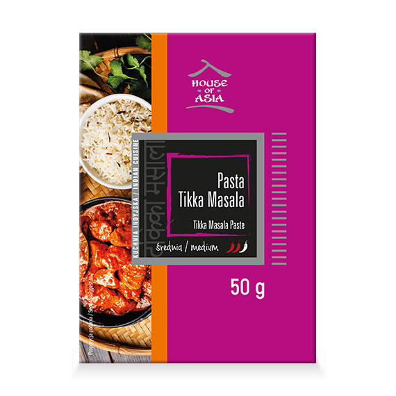 Pasta Tikka Masala 50 g House of Asia