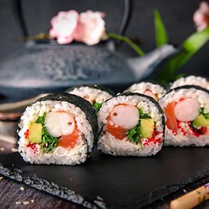 Futomaki sushi House of Asia