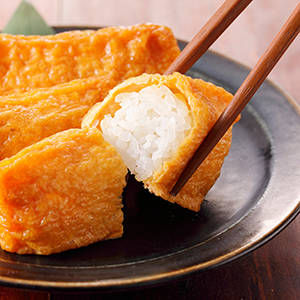 Inari sushi House of Asia