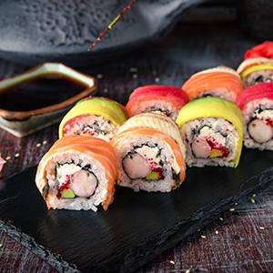 Kaburamaki sushi House of Asia