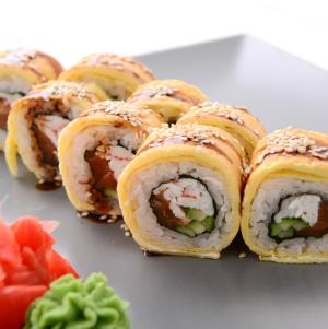 Date maki sushi House of Asia