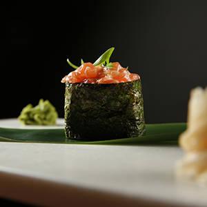 Gunkanmaki sushi House of Asia