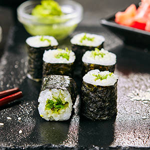 Kappa maki sushi House of Asia