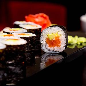 Maki sushi House of Asia