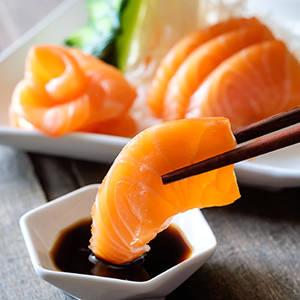 Sashimi sushi House of Asia