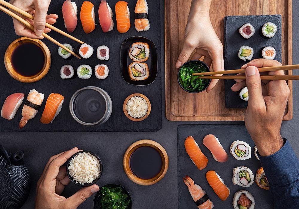 Sushi House of Asia