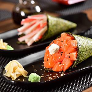Temaki sushi House of Asia