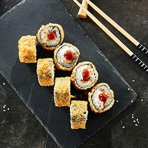 Tempura maki sushi House of Asia