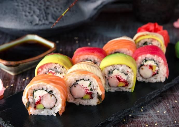 Jak zrobić kaburamaki sushi House of Asia