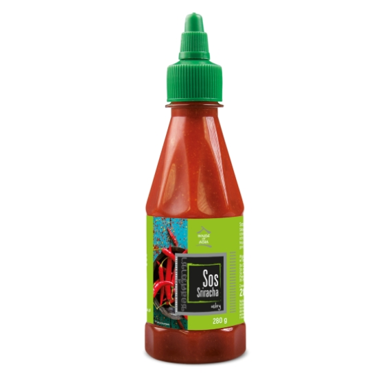 Sos Sriracha ostry 280 g House of Asia