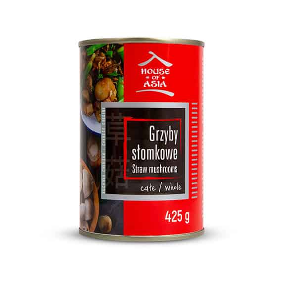 Grzyby słomkowe 425g House of Asia