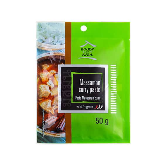 Pasta Massaman curry 50 g House of Asia
