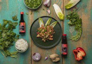 Ryż w sosie ostrygowym House of Asia